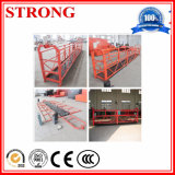Suspended Powered Working Platform Basket for Construction Cradle