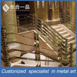 Factory Manufacture Special Design Stainless Steel Stairs Handrail