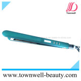PTC Fast Heat up Ceramic Hair Flat Iron with LED Display and Auto Shut off Function