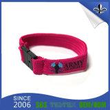 Cheap Custom Multicolor Logo Printed Hollow Wristband