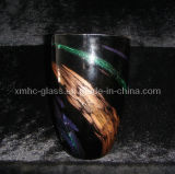 Coloful Murano Glass Vase (XMHCV-338)