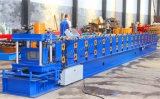 High Performance Aluminum Color Steel Rain Gutter Downspout Roll Forming Machine