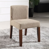 Morden Hotel Resturant Furniture Fabric Dining Chair (M-X1041)