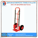 Heavy Duty Garden Metal Two Wheel Hand Trolley (HT-2402)