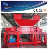 Double Shaft Shredder Machine with 10 Years Experience