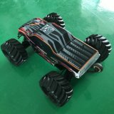 1: 10th Electric Brushless RC Monster Truck with Black Body