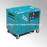5kw Silent Type Diesel Generator for Home Use (DG6500SE-N)
