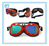Chinese Factory ABS Frame Dirt Bike Goggles Harley Eyewear