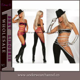 Strapless Side Strappy Club Dance Wear Party Jumpsuit (TLQZ882)