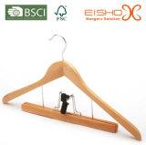 Natural Color Wooden Hanger for Skirts
