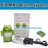 PIR MMS Alarm System, 900/1800/850/1900MHz, Take Photo, Video 640*480 3GP Format, Support Max 32g TF Card (SH-1688)