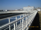 FRP Grating/ Sewage Treatment/Handrail /GRP/FRP Pultruded Profiles/ Suqare Tube