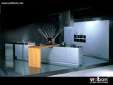 2015welbom Modern White High Gloss Lacquer Kitchen Furniture