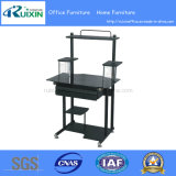 High Quality Hotsale Tempered Glass Computer Desk (RX-779YB)