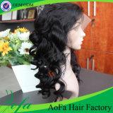 Top Quality Raw Virgin Hair Natural Color 1b 100% Human Hair Wig