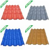 Plastic Roof Tile Construction Material Royal 1040