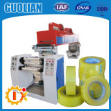 Gl-500c High Precision BOPP Adhesive Packing Tape Coating Machine