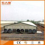 Steel Structure Chicken House Construction From Factory with Housing Equipment