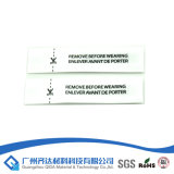 Clothing Security Tags 58kHz Am Soft Garment Clothes Label