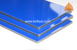 Aluminum Signage Materials for Advertisement / Suitable for Printing / 5002 Ultramarine Blue