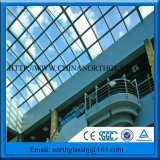 Hot Usage Temerped Glass Building Skylight