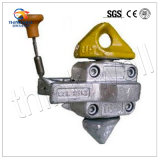 Forged Shaft Semi Automatic Twistlock for Container Lashing