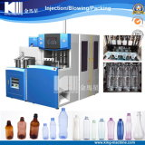 Semi Automatic 4 Cavities Pet Bottle Blowing Machine