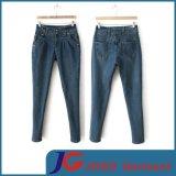 Fashion Women Pencil Denim Trousers (JC1334)
