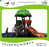 Kaiqi Small Forest Themed Slide Set for Children′s Playground (KQ20014A)