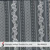 Textile Jacquard Lace Fabric for Dresses (M0015)