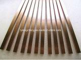 Machinable W/Cu80/20 Tungsten Copper Alloy Sheet Price 25*50*L