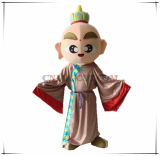 Tang Monk Mascot Costume Cartoon Character Journey to The West