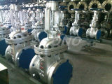 API Wcb Rising Stem Flanged Gate Valve