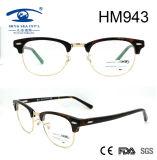 New Product Eyeglasses Acetate Optical Eyewear (HM943)