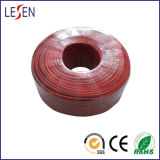 Red Black Cables with Oxygen-Free Copper or CCA Conductor