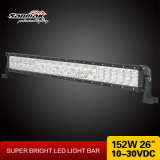 Single Row Combo Beam LED Light Bar for Offroad
