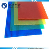UV Coated Plastic Polycarbonate Roofing Panel with SGS Authentication