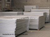 2.2m Wide Heavy Duty Galvanized Australia Temp Fencing Panel