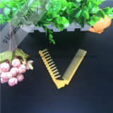 Hotel Comb Made by Eco Material Hotel Hairbrush Factory Hotel Comb