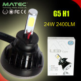 COB Universal Car Fog Head LED Light Product 80W 8000lm H1 H3 880 881