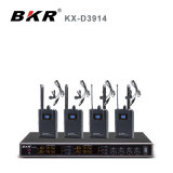 Kx-D3914 Headset Bodypack Microphone System