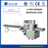 Ald-250X Automatic Wet Tissue Pillow Packing Machine