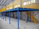 Warehouse Storage Steel Mezzanine Platform