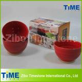 Set of 4 Ceramic Hand Painted Bowl
