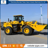 High Quality Pay Loader Zl50 Wheel Loader with Low Price