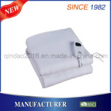 Polyester Fitted Electric Under Blanket with Ce Approval
