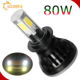 Guangzhouwhite H11 80W 8000 Lumen 6000k LED Headlight Bulb LED Head Car Light