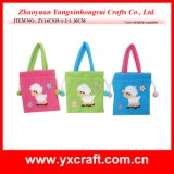 Easter Decoration (ZY14C939-1-2-3 30CM) Easter Kid Bag Decoration