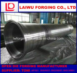 Main Device of Centrifugal Casting Machine The Pipe Mould Made by Open Die Forging Process