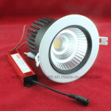High Lumen 30W 40W COB LED Downlights with CE RoHS